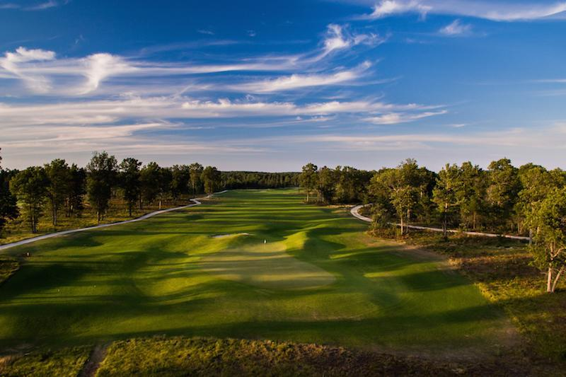 Loop - Red - Forest Dunes Golf Club - Top Public Golf Course in the US